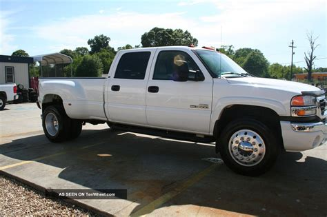 2007 Gmc 3500 Duramax For Sale