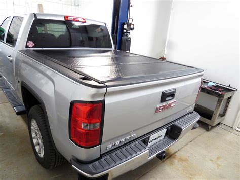 2015 Gmc Sierra Bed Cover