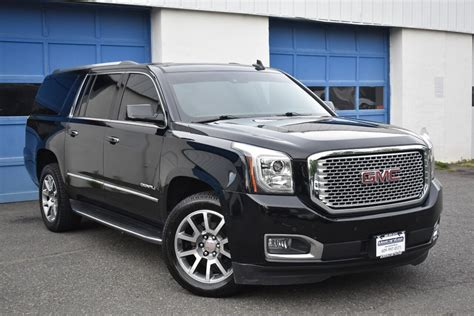2017 Gmc Yukon Xl Configurations