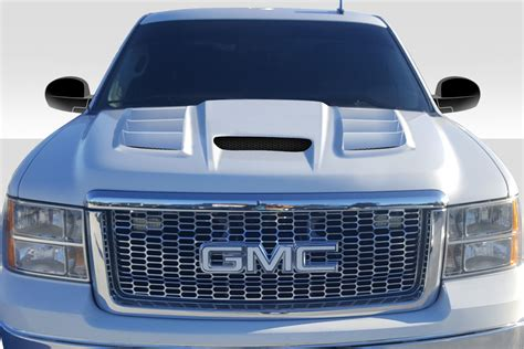 Aftermarket Hoods For 2000 Gmc Sierra