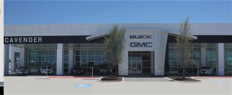 Cavender Buick Gmc West San Antonio Texas