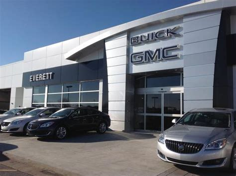 Everett Gmc Bentonville Arkansas