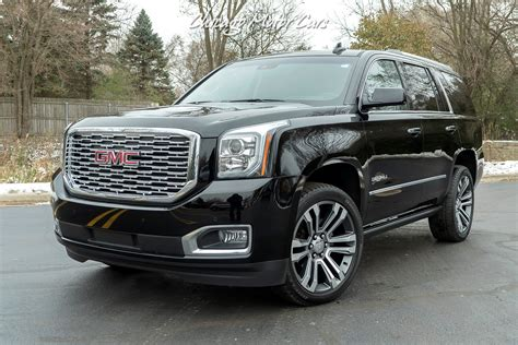 Gmc Suv List 2018