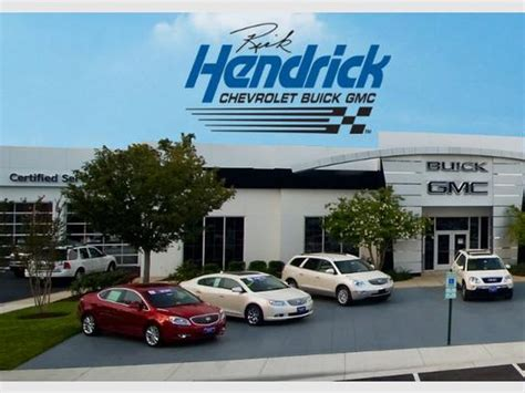 Rick Hendrick Chevrolet Buick Gmc Richmond Va 23233