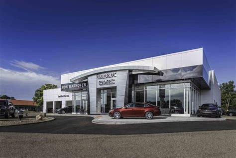 Ron Marhofer Buick Gmc Reviews
