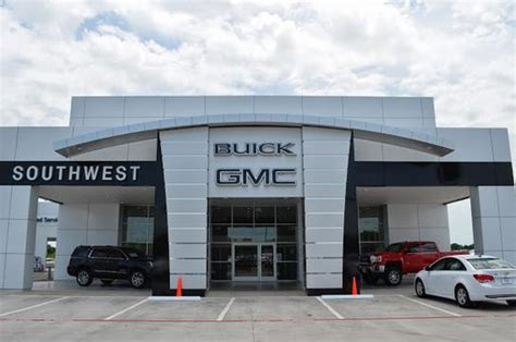 Southwest Buick Gmc Texas