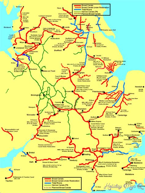 Map Canal