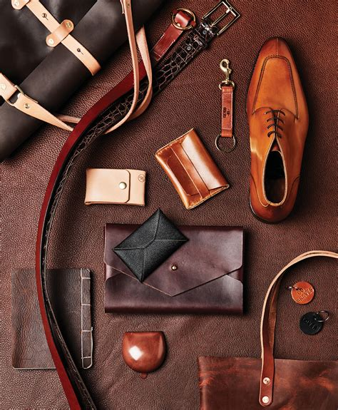 accessories leather